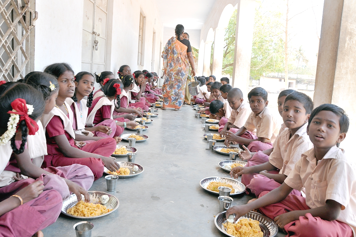 Noon Meal Scheme image
