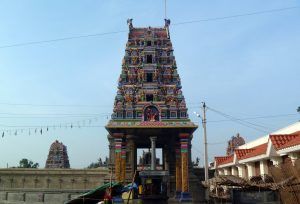pathrakaliamman mecheri kovil