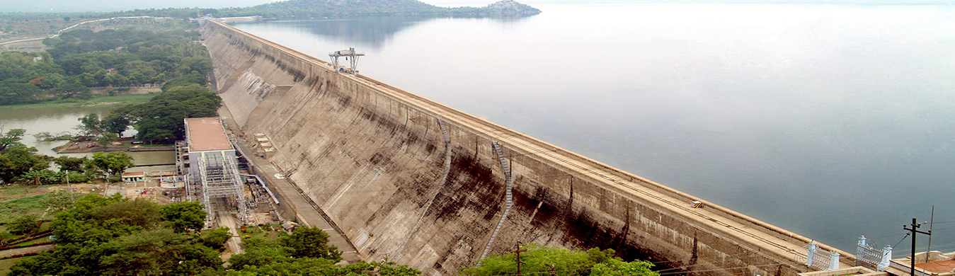 Salem District Mettur Dam