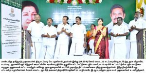 Hon'ble CM Function at Salem District 1