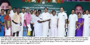 Hon'ble Cheif Minister Functions at Salem District 8