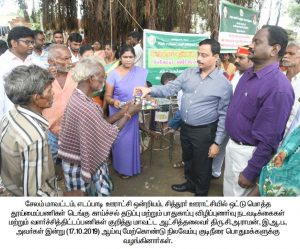 Dengue Awareness - Collector Inspection 3