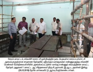 Local Body Election District Election Officer/Collector Inspection - 26.12.2019 6