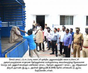 Local Body Election District Election Officer/Collector Inspection - 26.12.2019 4