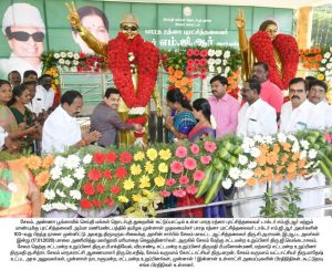 Puratchi Thalaivar DR.M.G.R - 103rd Birthday Celebration 2