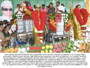 Puratchi Thalaivar DR.M.G.R - 103rd Birthday Celebration 3