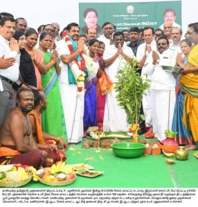 Hon'ble CM Function - Salem District 4