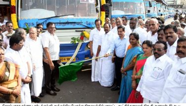 Collector Flagged The New Buses 3