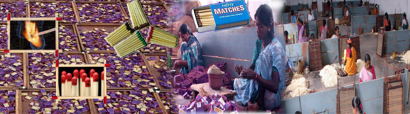Matches Industry