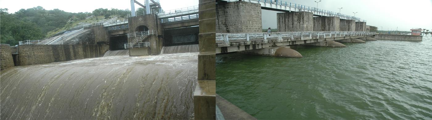 Pilavakkal Dam / Anaikuttam Dam