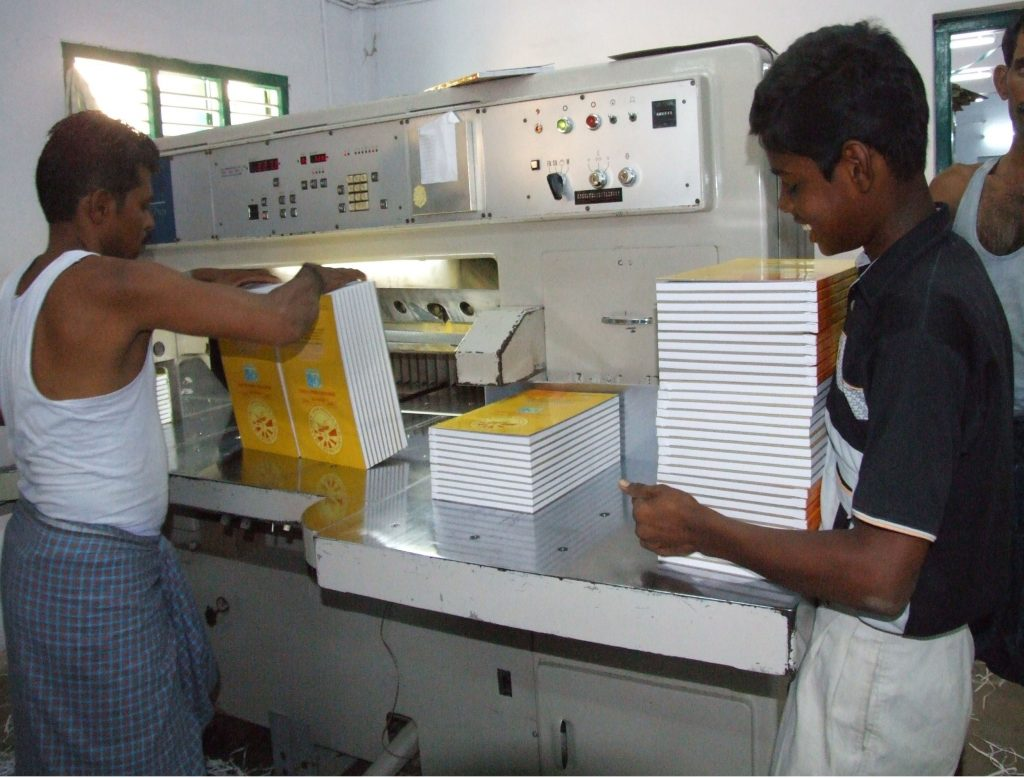 Notebook Manufacturing