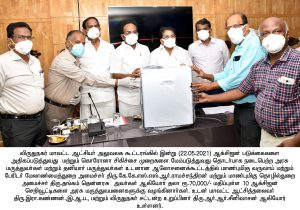 Minister distributed doctor order