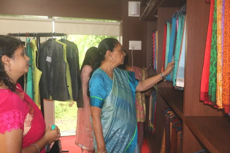 Governer MP madam visit