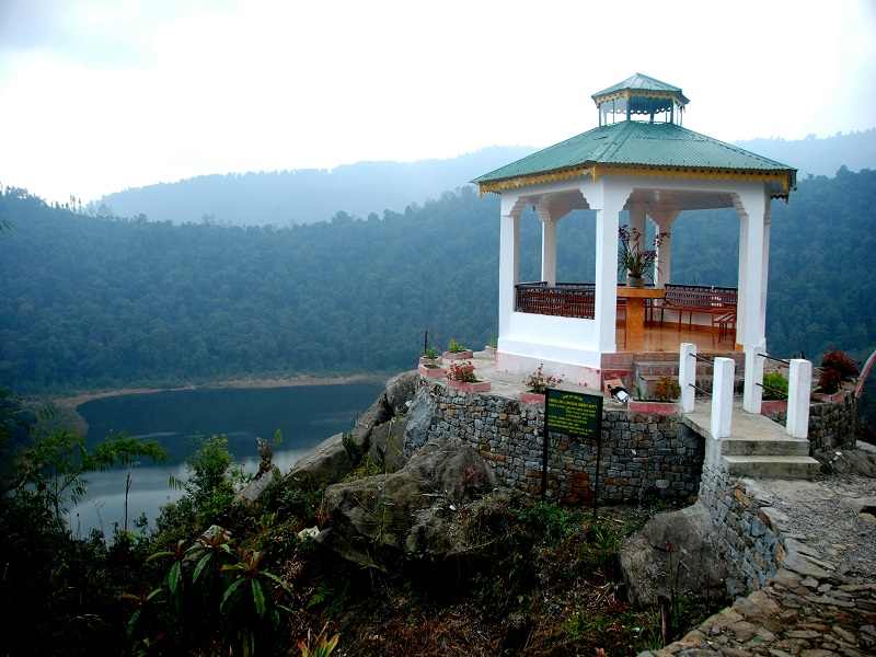 Khichperi Lake View Point alt