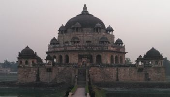 Front view of Sher Shah Suri Tomb