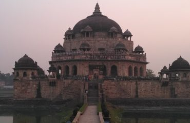 SHER SHAH SURI TOMB AT SASARAM