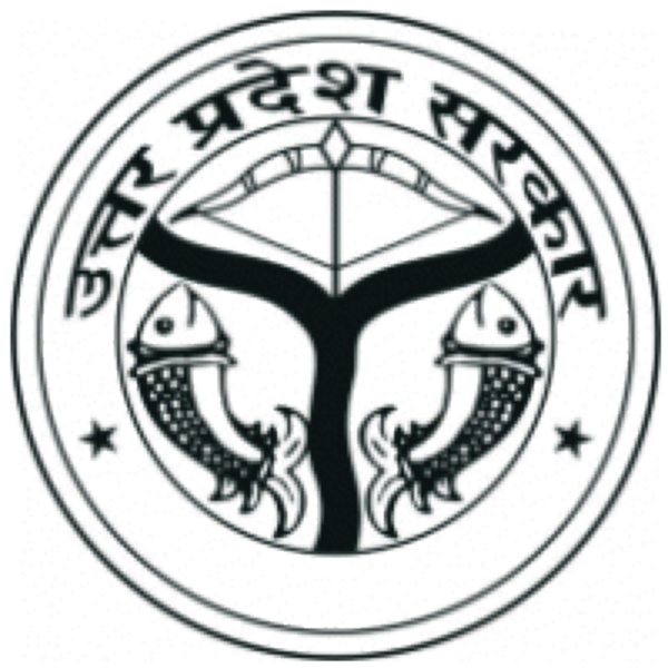 Logo of State Government UP