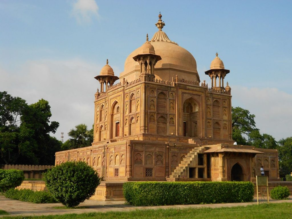 Tomb of Nisar Begum
