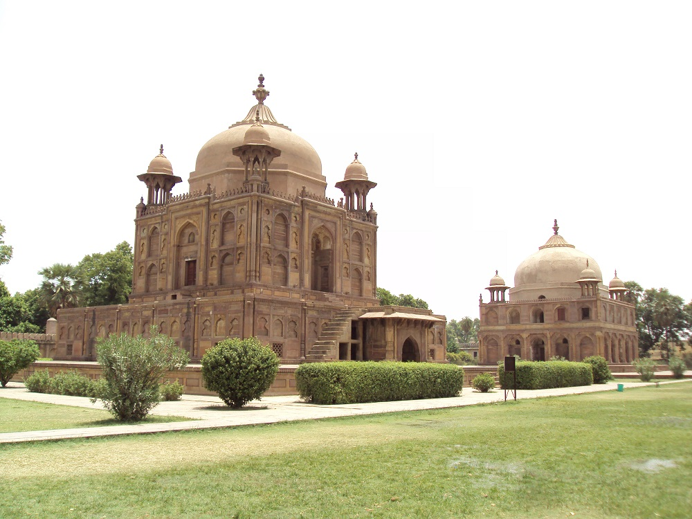 Tomb of Nithar and Khusro