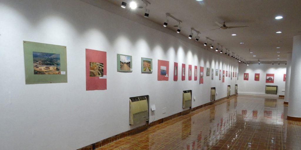 ए.के. कुमारस्वामी प्रदर्शनी हॉल