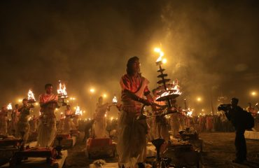 The Ganga Aarti