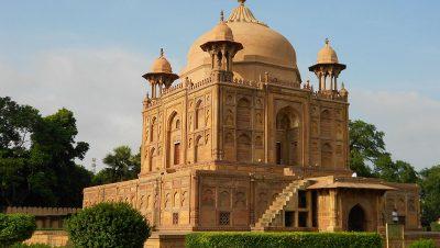 Tomb of Nisar Begum