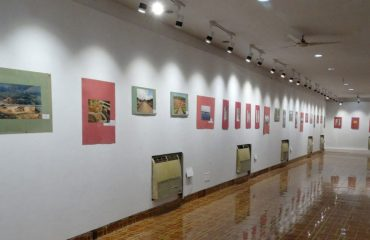 A.K. Coomaraswamy Exhibition hall