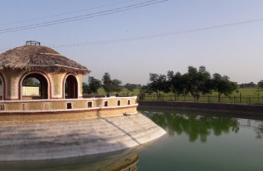 Image of Lake at Gaushala Khokhar kalan