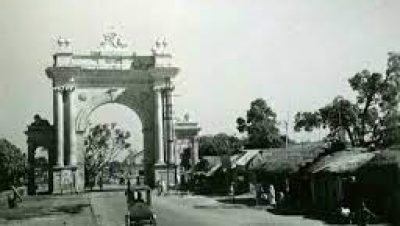 Old Curzon Gate