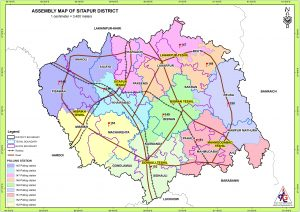 Map of District | District Sitapur, Government of Uttar Pradesh