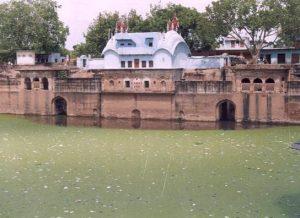 बड़ा तालाब(राव तेज सिंह तालाब)राने टाउन हॉल के पास
