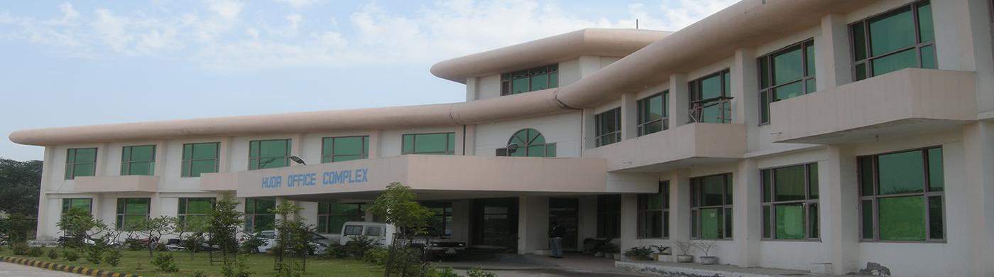Huda Complex, Rewari