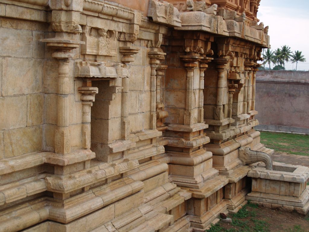 Sugrieswar temple architecture