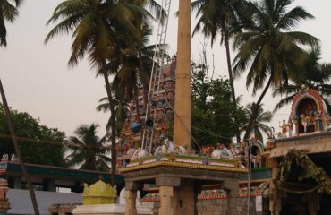 Avinashi Temple - Pole.