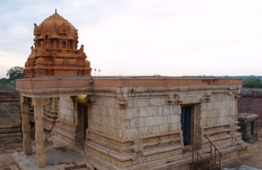 Sugrieswar Temple close view.