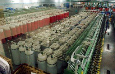 Spinning mill.