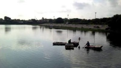 Sakkardara with boating
