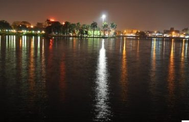 Gandhi Sagar Lake view