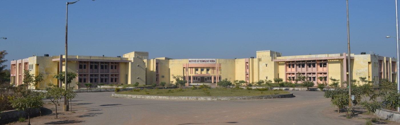 Institute of Technology, Engineering College Korba