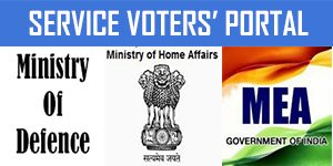 Service Voters' Protal