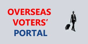 Overseas Voters' Portal