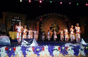 शास्त्रीय नृत्य प्रदर्शन