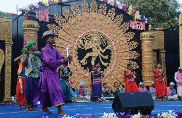 Chhattisgarhi Lok Nritya Performance