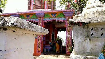 Entrance Gate of Madwarani Temple