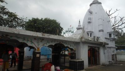 Kanki Temple Front View
