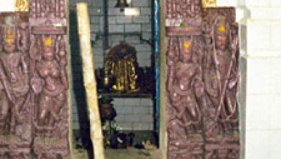 कंकेश्वर महादेव मंदिर, कनकी