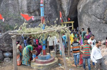 Sakal Narayan Cave and Temple