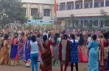 Bathukamma Celebrations in vikarabad