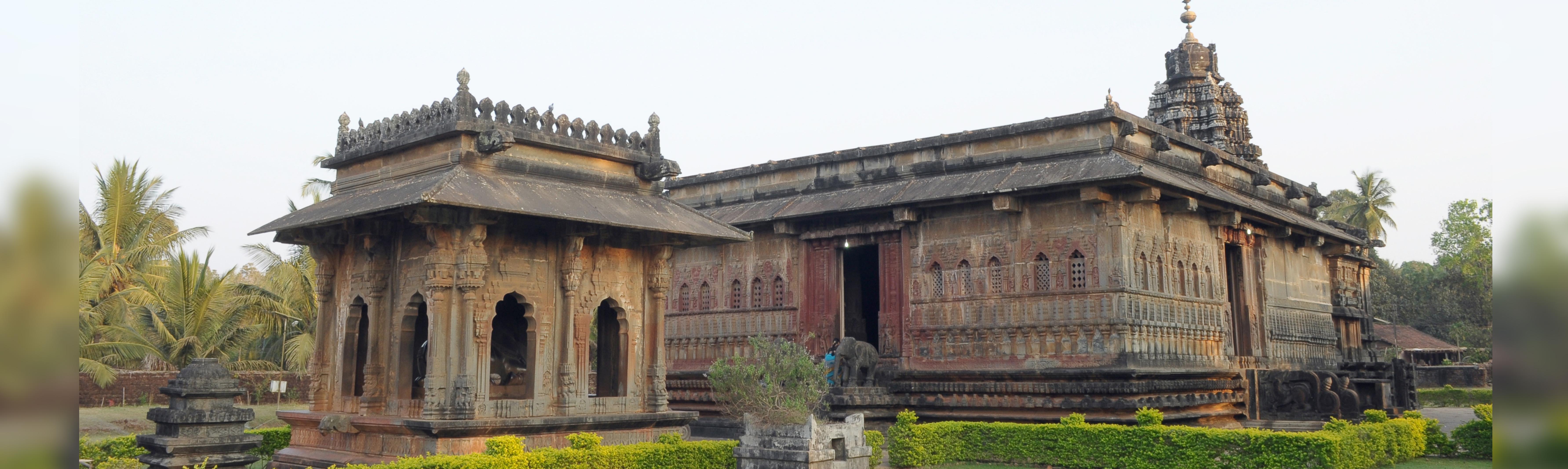 ikkeri temple
