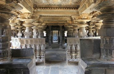 Entrance of Tarakeshwara temple